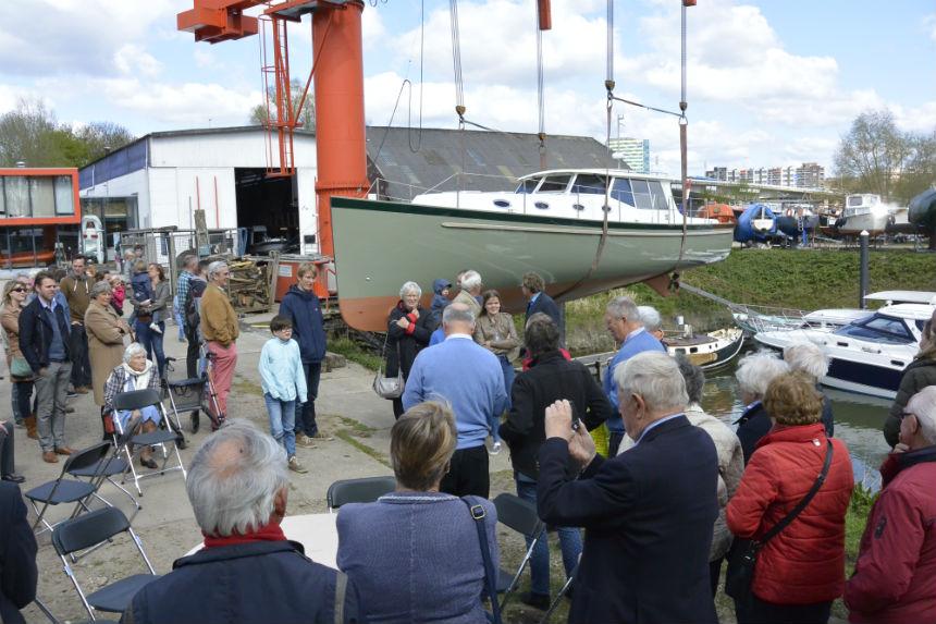 WatersportCentrum Arnhem - Jan te water