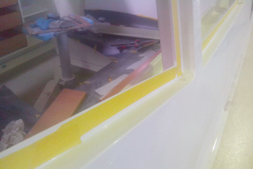 8 Detail raam