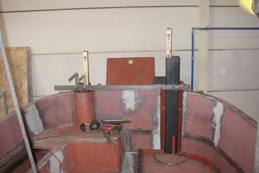 5 Basis liftconstructie